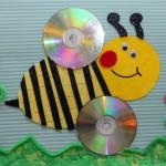 cd bee craft