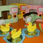 cd duck craft