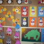 cd duck craft idea