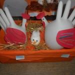chicken craft for kid