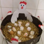 chicken crafts for kids