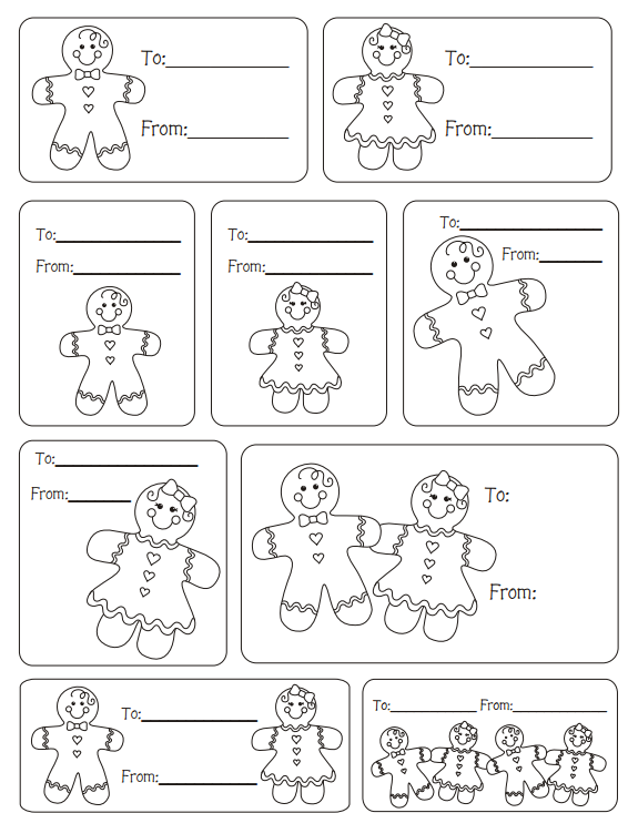 Christmas cards coloring page   Crafts and Worksheets for ...