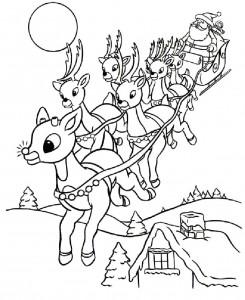 christmas_santa's_reindeer_coloring_pages  (16)