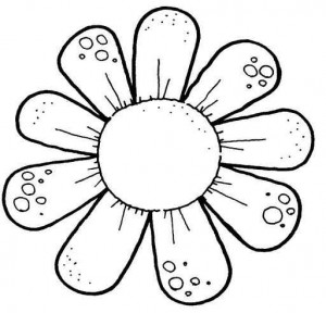 coloring_pages_of_flower