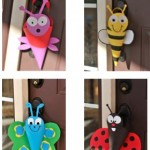 cone bugs craft
