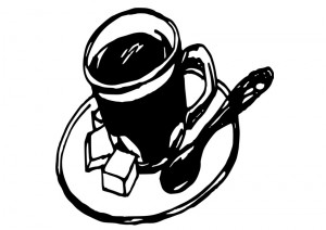 cup of coffee coloring jpg