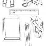 cut paste school bag 1