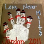 cute craft for kids to do during winter