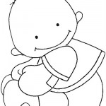 cute_baby_boy_sitting_coloring_pages