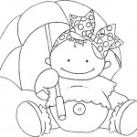 cute_baby_girl_coloring_pages