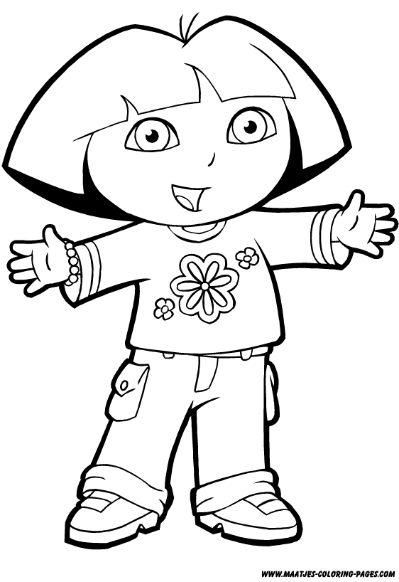 dora_the_explorer_free_coloring_page (1)