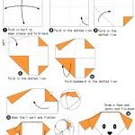 easy_origami_animals_dog_craft_preschool