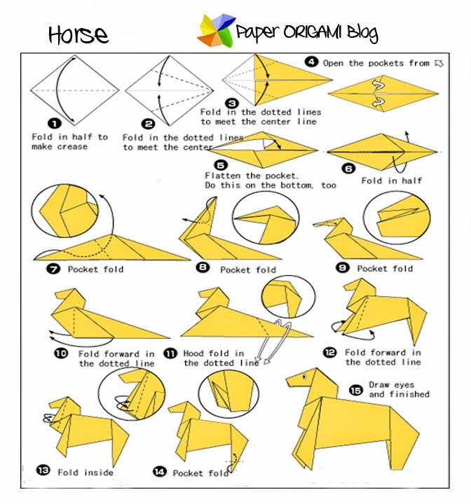 easy_origami_animals_horse_carft_preschool