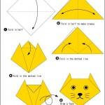 easy_origami_cat_carft_preschool
