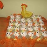 egg carton chicken
