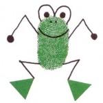 fingerpaint_frog_craft