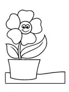 flowerpot_coloring_pages