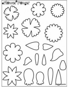 flowers-coloring