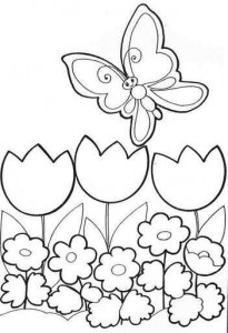 flowers_butterfly_colorings