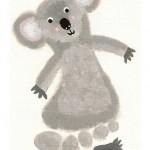 footprint koala craft