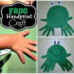 frog-handprint-kids-crafts-project