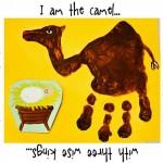 handprint camel craft
