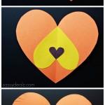 heart dog craft