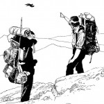 hikers_coloring_pages