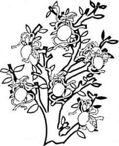 lemon-tree-coloring-page