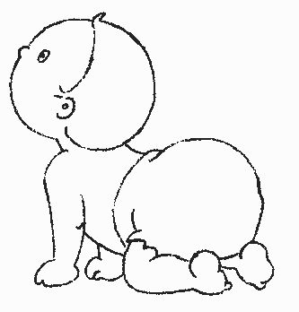 little baby_coloring_page