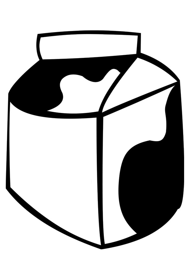 Dairy Products Coloring Pages Crafts And Worksheets For