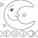 moon shapescrafts