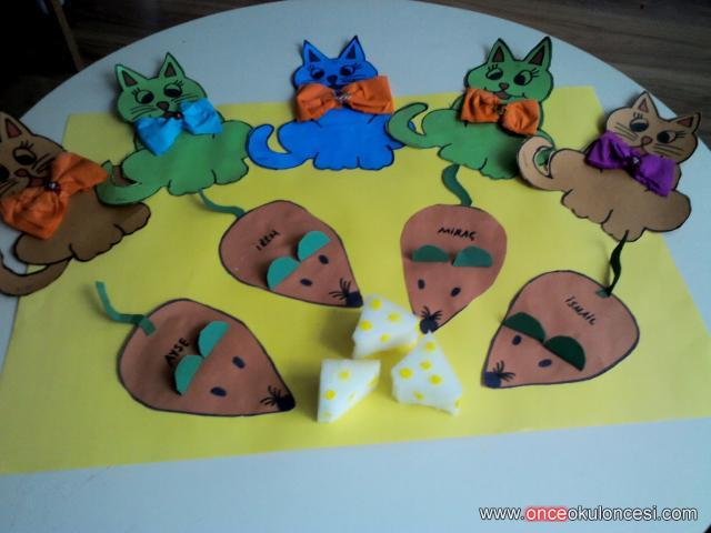 mouse crafts for kids 1