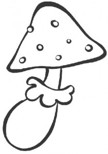 mushroom_coloring_pages