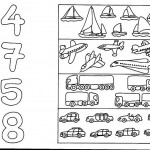 number eight 8 coloring and tracing worksheets  (11)