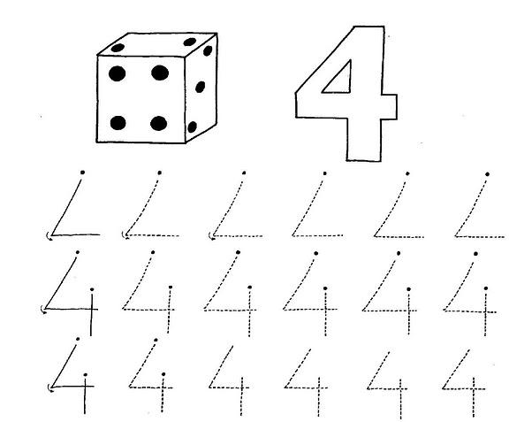 Number Names Worksheets tracing number worksheets : Crafts,Actvities and Worksheets for Preschool,Toddler and Kindergarten