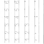 number six 6 tracing and coloring worksheets  (20)