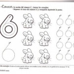 number six 6 tracing and coloring worksheets  (28)