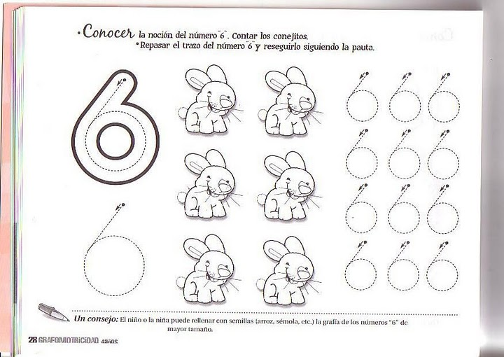Number 6 Six Tracing And Coloring Worksheets Crafts And