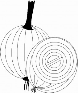 onion_coloring_page