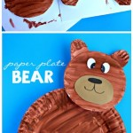 papaer_plate_bear_craft