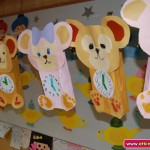 paper bag bear craft