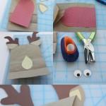 paper bag reeinder craft