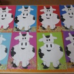 paper cow craft