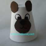 paper cup bear craft1