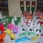 paper cup cow craft