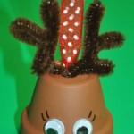 paper cup reinderr craft
