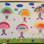 paper plate crafts for kid