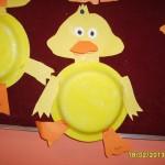 paper plate dusk idea for kids