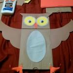 paperbag owl